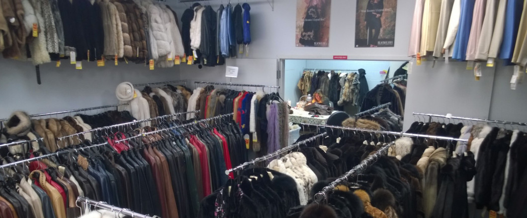 Trade-In and Reconditioned Furs