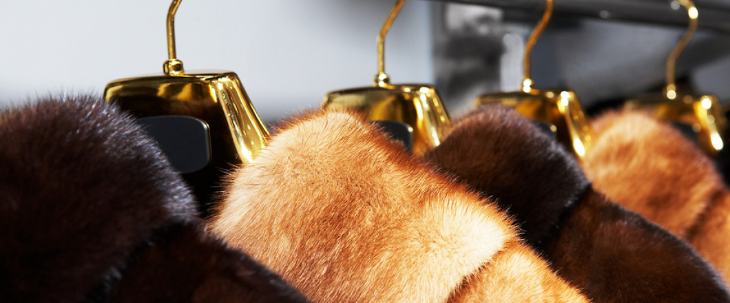 Summer Storage and Reconditioning of Furs Available!